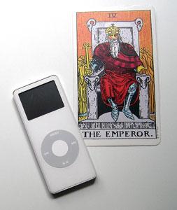 iPod Tarot