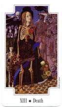 Transformational Tarot, Death