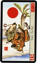 Feng Shui Tarot, The Sun