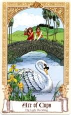 The Fairytale Tarot, Ace of Cups