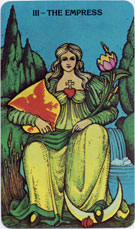 Morgan-Greer Tarot, The Empress
