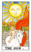 Universal Waite, The Sun