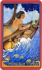 Wheel of Change, Prince of Cups