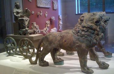 Chariot at the Metropolitan Museum of Art