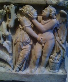 Psyche & Cupid at the Metropolitan Museum of Art