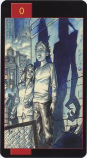 Gothic Tarot of Vampires, 0