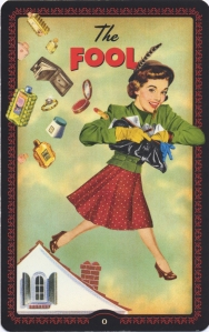 Housewives Tarot, Fool