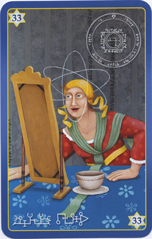 King Solomon Oracle Cards, 33