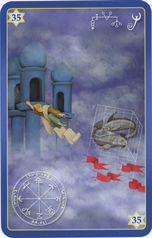 King Solomon Oracle Cards, 35