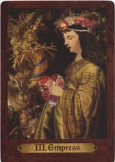 Touchstone Tarot, Empress
