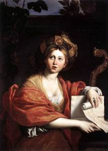 The Cumaean Sibyl